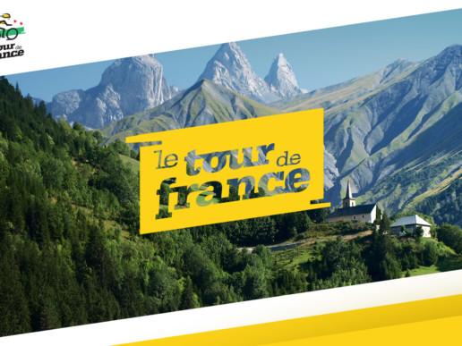 tour de france logo design