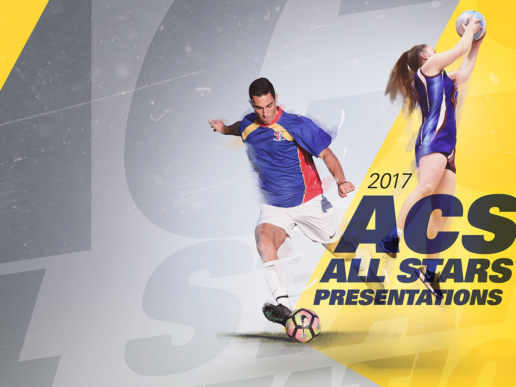 All Stars 2017 Soccer and Netball cover