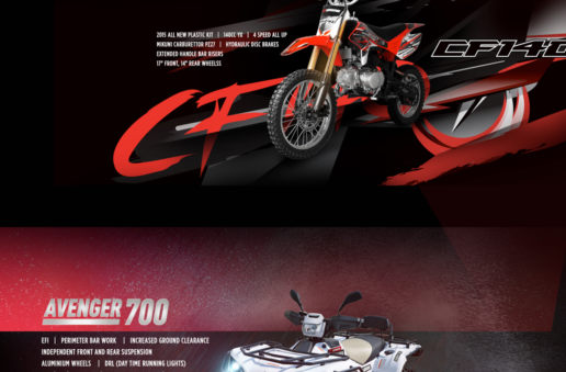 motorcycle photoshop design freelance
