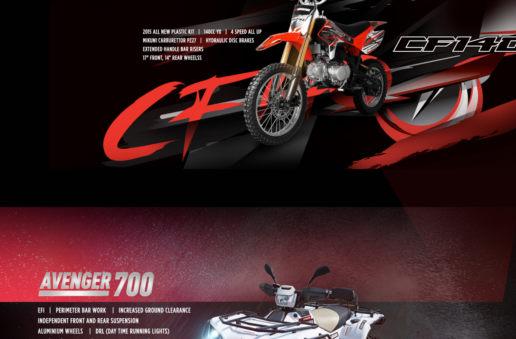 motorcycle photoshop design freelance