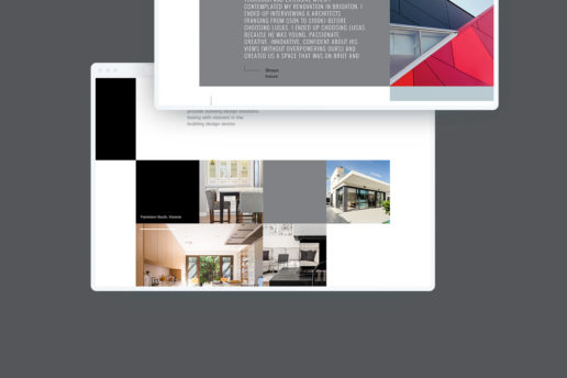Bayside Melbourne website design architect