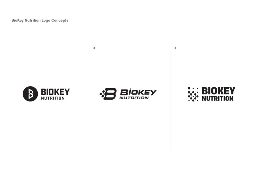 Logo concepts design for a client
