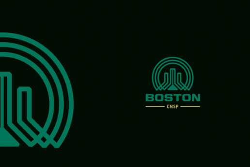 Boston construction builder logo design