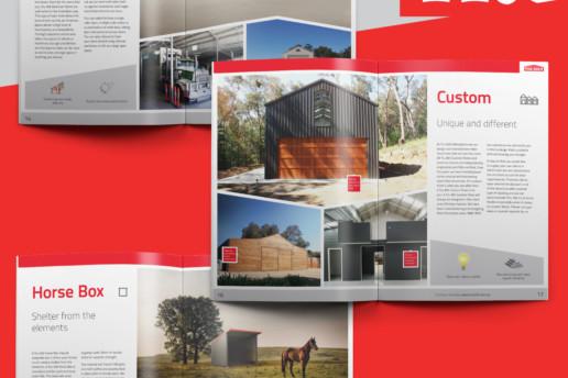 braeside brochure design