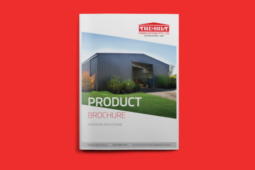 brochure design garage