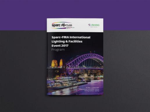 brochure-program-design-event-graphic