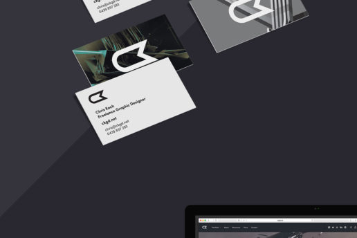 CKGD Business Card Design Custom