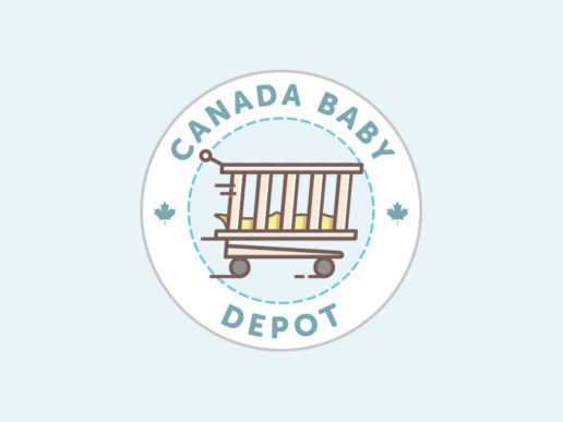 Canada Baby Logo Design