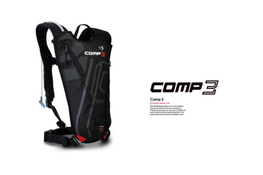 Custom hydration backpack design Melbourne