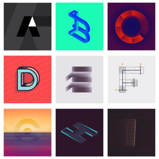 custom lettering 36daysoftype 2017 type letter