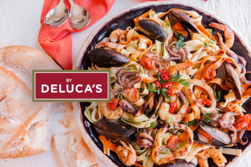 Deluca Food packaging award freelance design