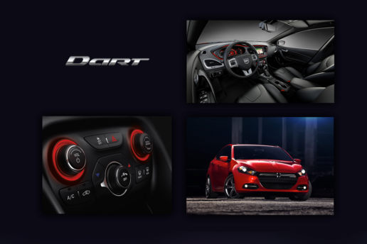 dodge dart design