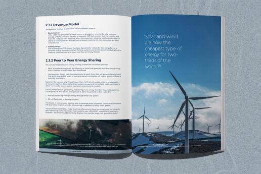 Energy Partner Australia A4 Brochure Document