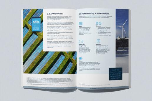 Energy partner Australia Solar Custom Icons