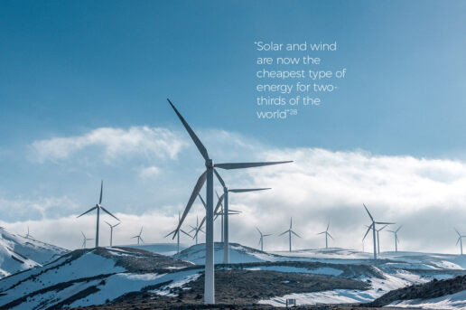 Solar and wind power brochure australia
