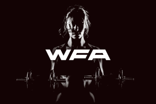 Fitness Australia logo design