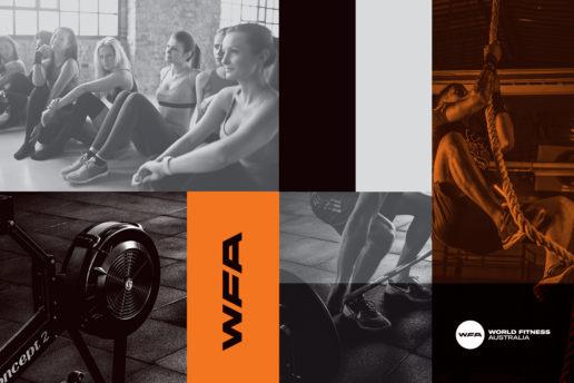 Fitness gym logo design melbourne