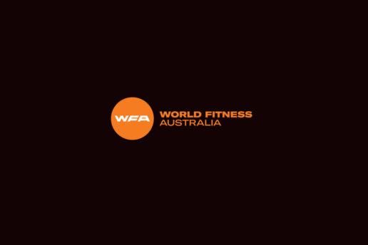 Fitness Logo Australia Melbourne Graphic Design