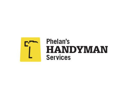 Handyman Service Logo Design