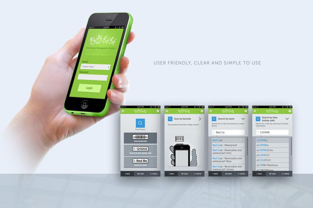 Inventos - Flat UI App Design – Chris Koch – Freelance Graphic ...