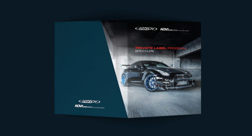 Jotech ADV.1 Wheels Brochure Outside Design