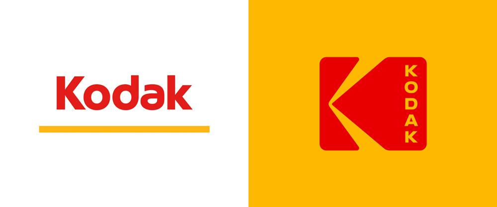 Kodak Logo Redesign 2016