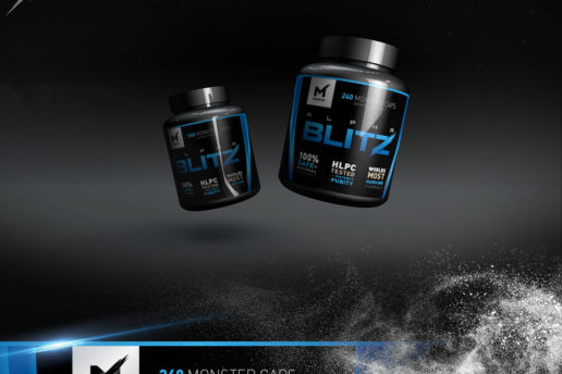 label design protein supplement