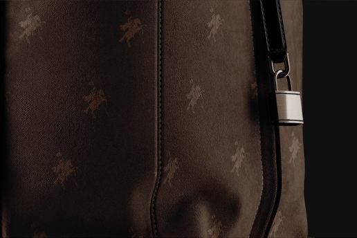Luxury brand bag design Melbourne details