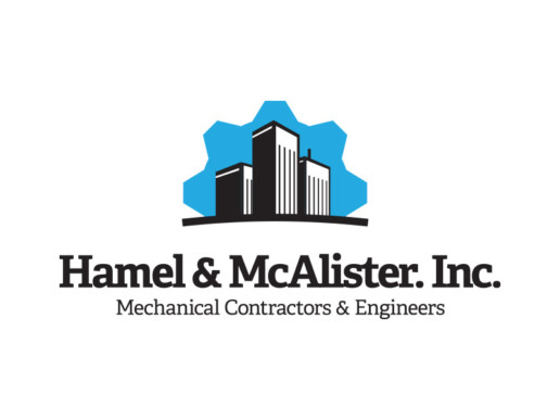 Mechanical Contractors Logo Design