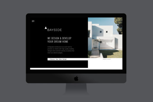 Melbourne Architecture Website Design