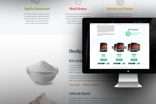 modern-website-design-fitness-sport-protein-supplement-freelance