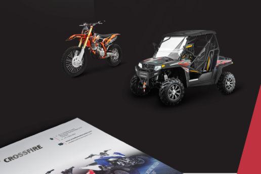 motorcycle atv freelance graphic designer