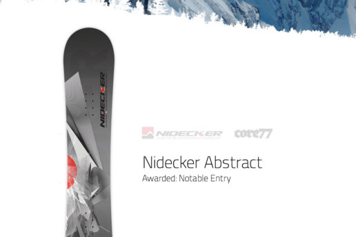 nidecker custom abstract art