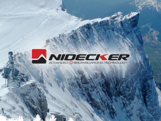 nidecker snowboard design custom
