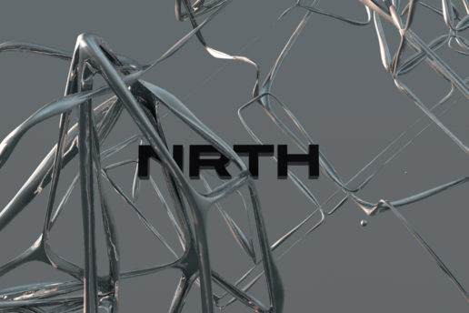 NRTH Abstract Art 3D Animation Cinema 4D