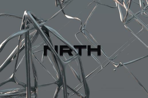 NRTH Abstract Art 3D Animation Cinema 4D