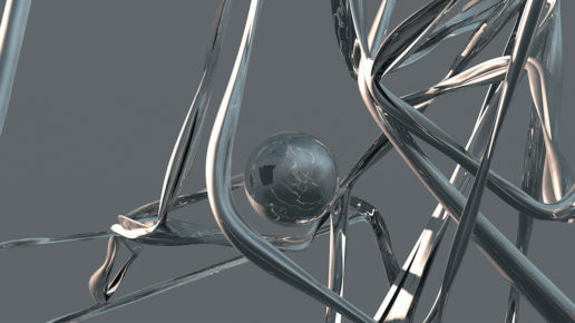 Abstract render ball cinema 4d digital abstract