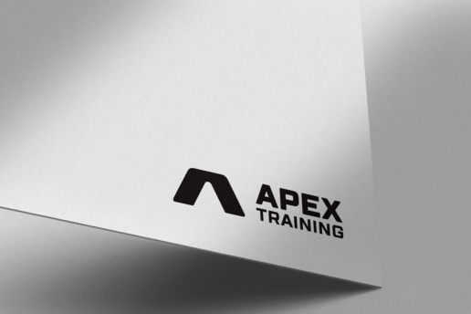 Personal training professional logo design