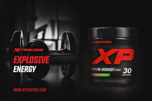 protein-supplement-label-design-logo-explosive-pre-workout