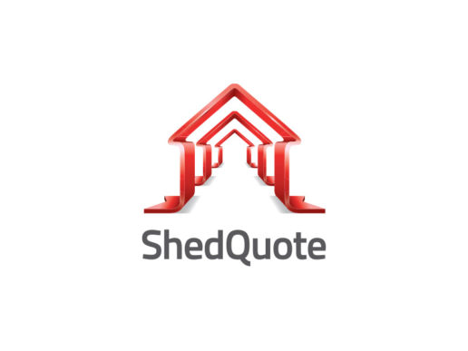 Shed House Logo Design