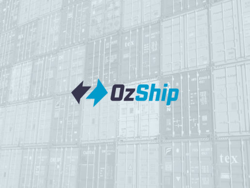 Shipping logotype Melbourne, Australia
