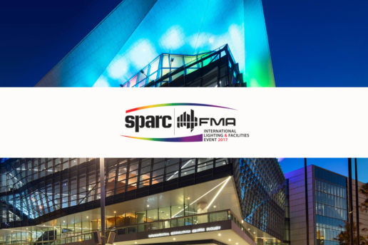 Sparc FMA International Lighting Event