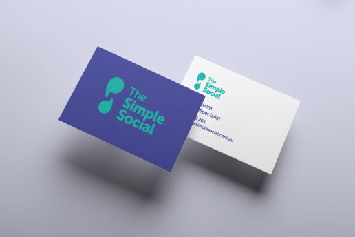 Business Card Design Social