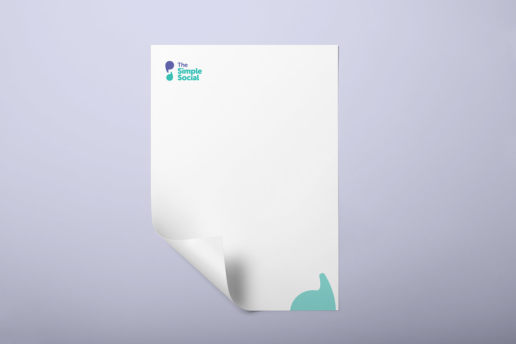 the-simple-social-letterhead-design