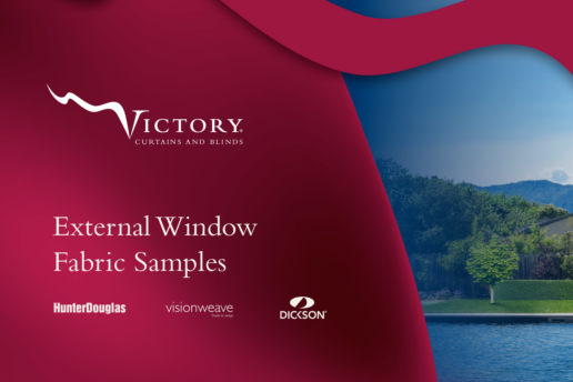 Victory Blinds fabric design sample