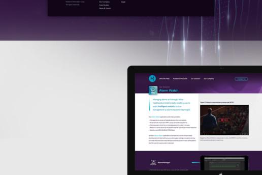 website design health freelance